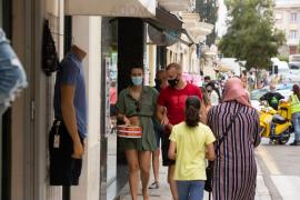 La pandemia crece más rápido en Baleares que en el conjunto de España