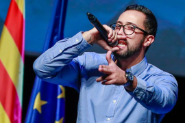 Valtònyc culpa a Iglesias: «Él me encargó la canción sobre Juan Carlos I»