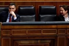 El PP acusa Sánchez e Iglesias de jugar «a poli bueno y poli malo» con la Corona