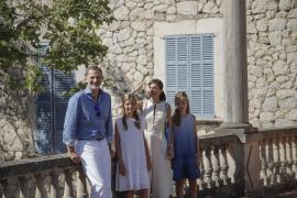 Una semana cargada de actos para la estancia de los Reyes en Mallorca