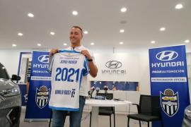 Jordi Roger llega al ATB con la intención de «ganar cada domingo»
