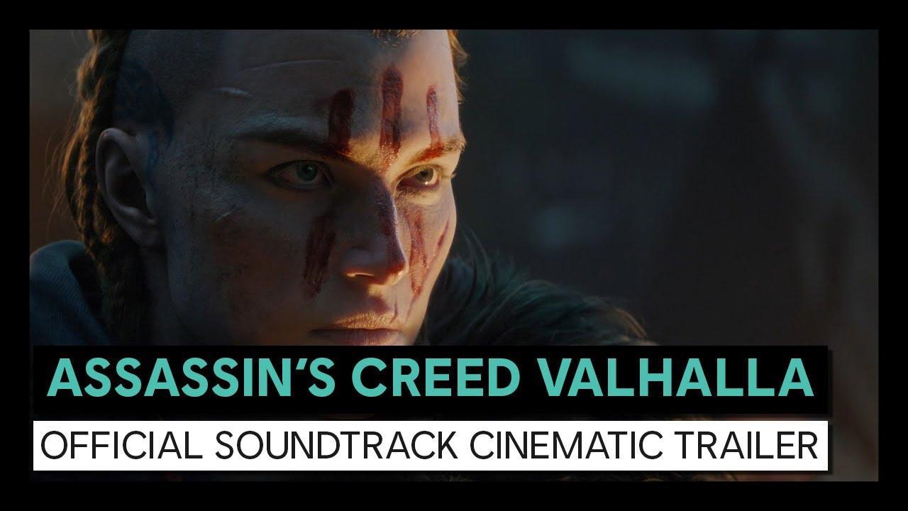 Assassin's Creed Valhalla celebra el lanzamiento del tema principal con un tráiler