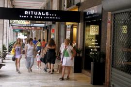 Llas ventas empeoran en el 68% de los establecimientos del pequeño comercio