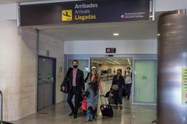 El 9% de los positivos detectados en Baleares proceden del exterior