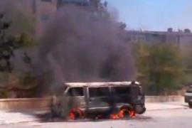 El Ejército sirio intensifica su ofensiva sobre los barrios rebeldes en Alepo
