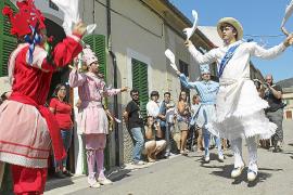 El ancestral baile de los Cossiers cumple 20 años desde su recuperación