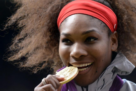 Serena Williams consigue la medalla de oro