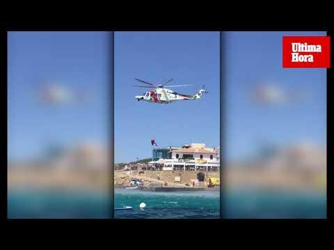 Fallece un submarinista y otro permanece en estado crítico tras un accidente en Andratx