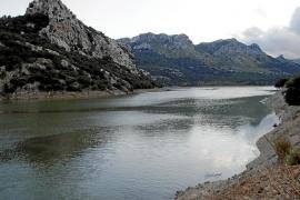 Los acuíferos están al 49%, 6 puntos menos que hace un año