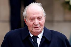Mutismo sobre el destino de don Juan Carlos