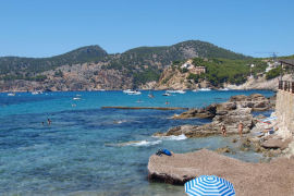 Jornada de altas temperaturas en Baleares