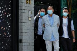 Arrestado Jimmy Lai, el magnate de Hong Kong crítico con Pekín