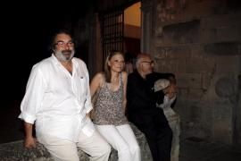 Michael Nyman brilla en Pollença en el estreno de su 'Body Parts Songs'