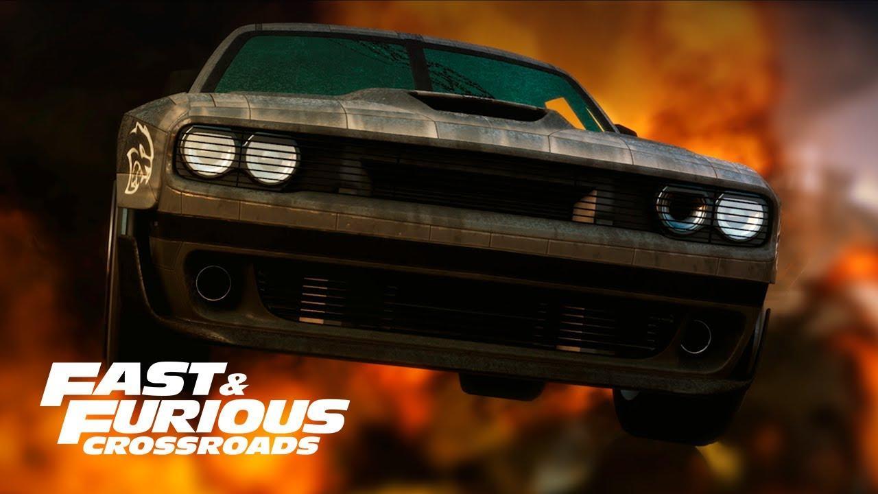 Fast & Furious Crossroads, el videojuego