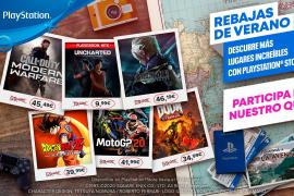 Rebajas de Verano en PlayStation Store