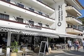 Cierra el hotel Fergus de Sóller, el primero que no puede hacer frente a la caída del turismo