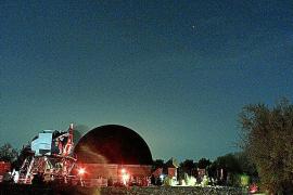 El Astronómico organiza una jornada para observar la 'lluvia de estrellas'