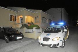 Alarma en es Capdellà tras el robo de una pistola de tiro olímpico y munición a un policía