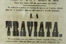 El Arxiu General del Consell custodia la memoria del Teatre Principal