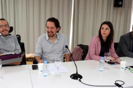Imputados un estrecho colaborador de Pablo Iglesias y el tesorero de Podemos por la financiación del partido