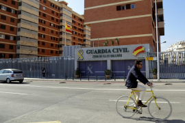 Condena unánime de la Benemérita a la agresión a la hija de un guardia civil en Palma