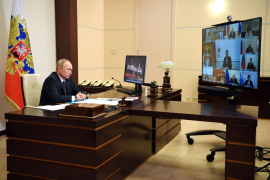 La hija de Putin ya ha probado la vacuna rusa contra la COVID-19