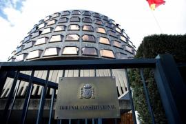 Detenido un magistrado del Tribunal Constitucional por violencia de género