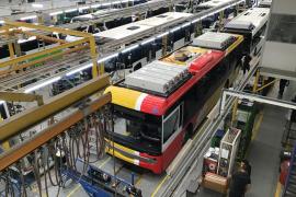 La nueva red de buses eléctricos de Mallorca funcionará este invierno