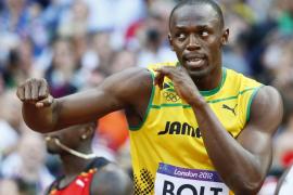 Bolt revalida su título de los 100 metros con récord olímpico