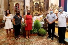 53 iglesias de Mallorca acogerán los 'llits de la Mare de Déu'
