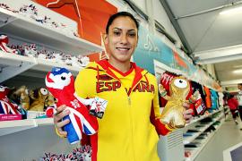 Brigit Yagüe llega a Londres para luchar por la medalla de oro