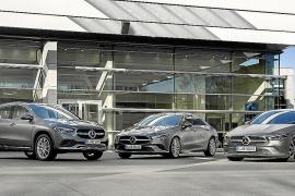 Llegan los Mercedes CLA, con tecnología EQ Power