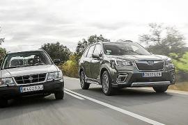 Subaru, marca automovilística más fiable en Norteamérica