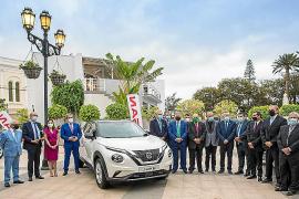 El nuevo Nissan Juke, 'Mejor coche de Canarias 2020'