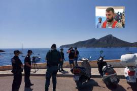 Rescatan el cuerpo de Fernando Garfella, el submarinista desaparecido en aguas de Andratx