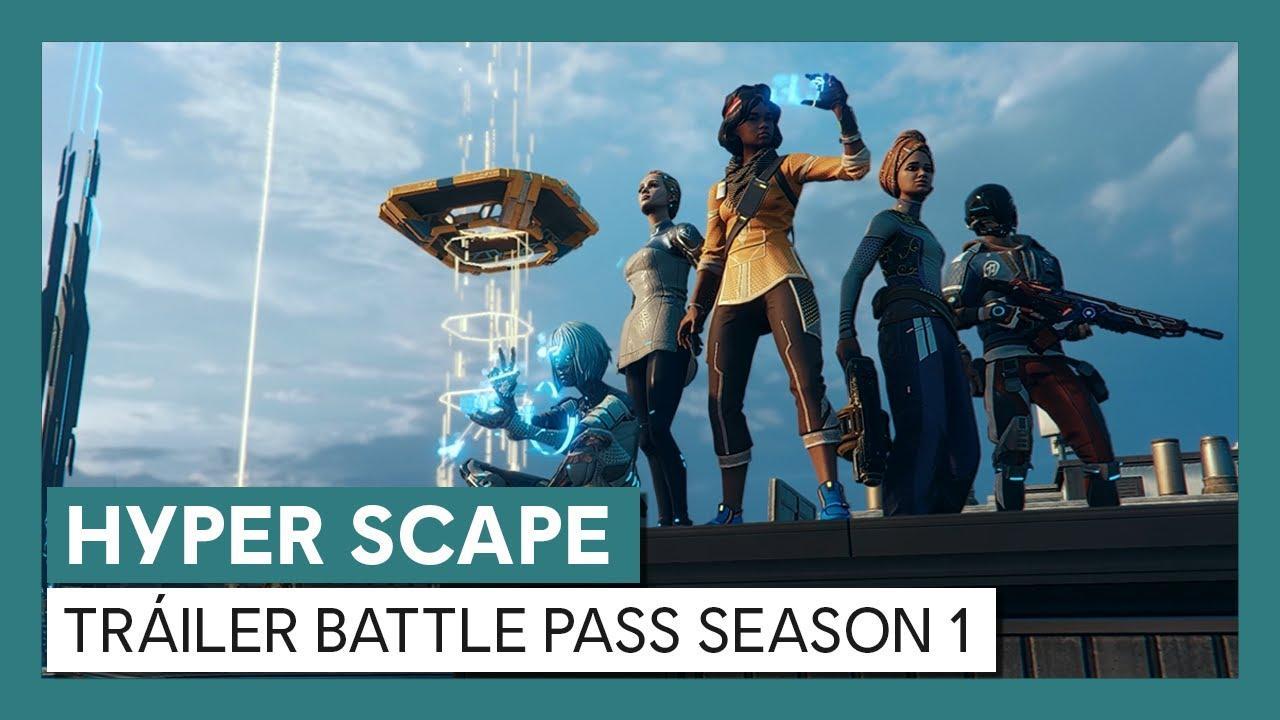 Hyper Scape ya está disponible en PC, PlayStation 4 y Xbox One