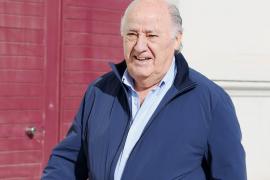 Amancio Ortega , el hombre más rico de España y Fluxà el cuarto, según forbes