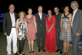 Fiesta de verano del Grupo Schörghuber en el hotel St. Regis Mardavall