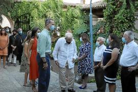 «La presencia de los Reyes ha servido para revalorizar el museo de Sant Juníper Serra»