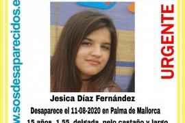 Denuncian la desaparición de una joven de 15 años en Palma