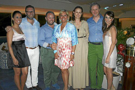 El Club SPM celebra su Summer Party