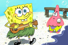 Nickelodeon prepara un 'spin-off' de 'Bob Esponja' sobre Patricio Estrella