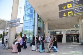 El aeropuerto de Palma supera en tráfico a Barajas y el Prat