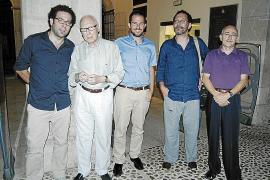 Entrega de los Premis Pare Colom de literatura en Inca