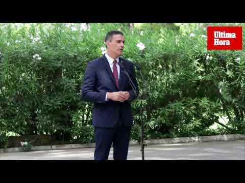 Sánchez anuncia en Palma que mantendrá el descuento de residente