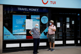 TUI recibirá más ayudas estatales por valor de 1.200 millones de euros