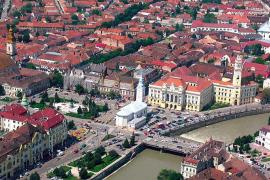 Oradea, reconstruyendo una ciudad escondida