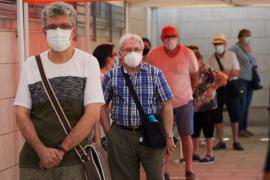 Repunte de contagios en España sin contar con los datos de Madrid por un fallo técnico