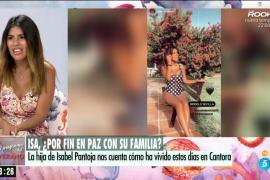Isa Pantoja no descarta una futura boda con Asraf