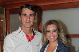Las emotiva despedida de María José Campanario a Humberto Janeiro